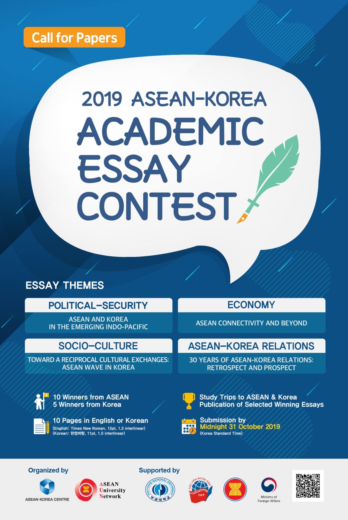 Handwriting Essay  My Student Life Essay also Essays About Computers Aseankorea Centre  Centre Activities  Activities    Samples Of Argumentative Essays